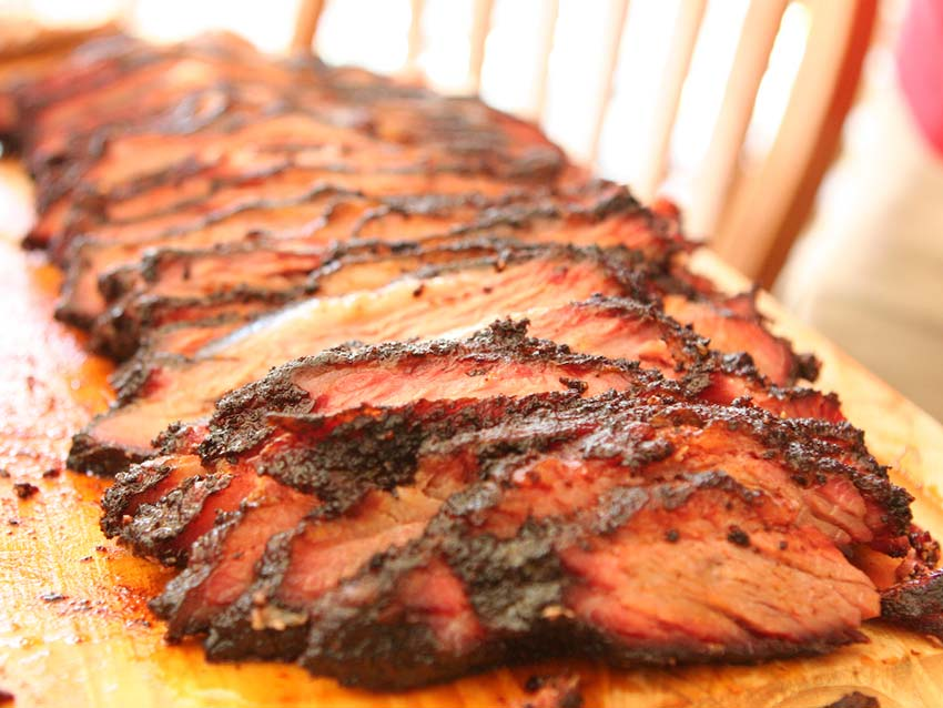 brisket barbecue catering