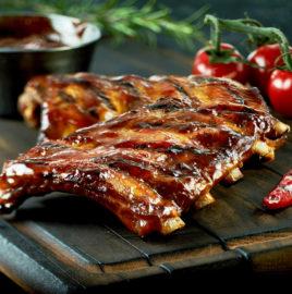 rib dinner